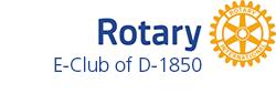 Rotary E Club of D 1850